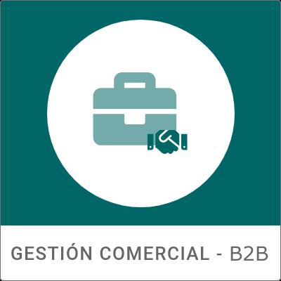 Gestión Comercial - CRM
